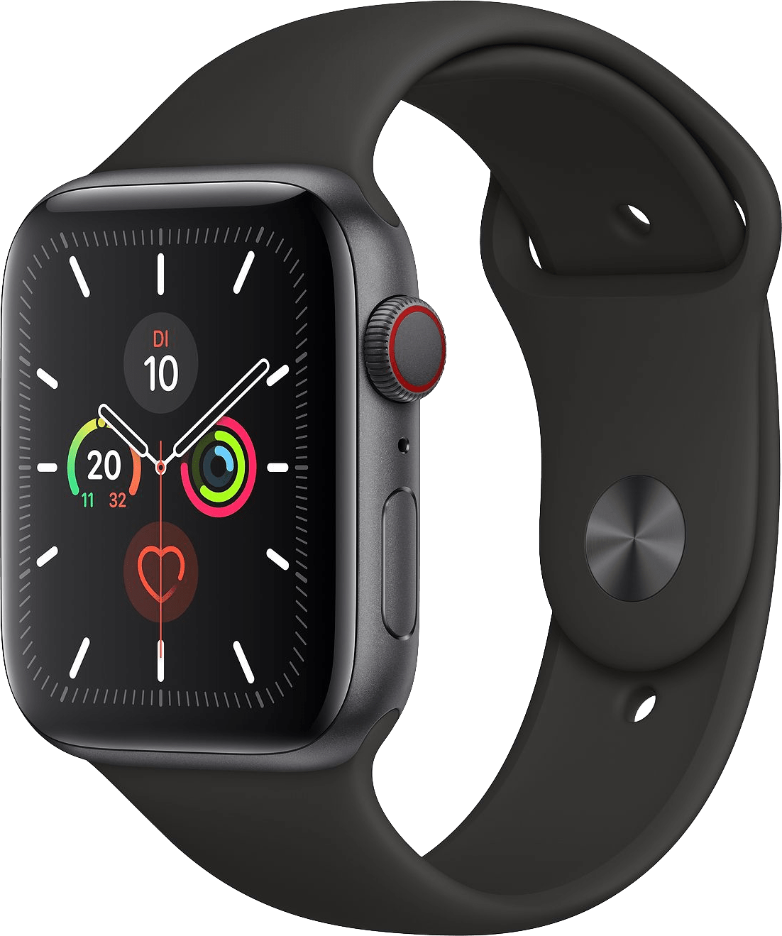Apple Watch 5 44mm ⌚️ Space Gray Aluminum
